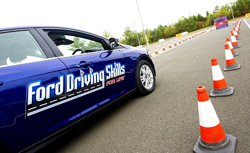 "Program ""Driving Skills for Life"" přichází do Česka"