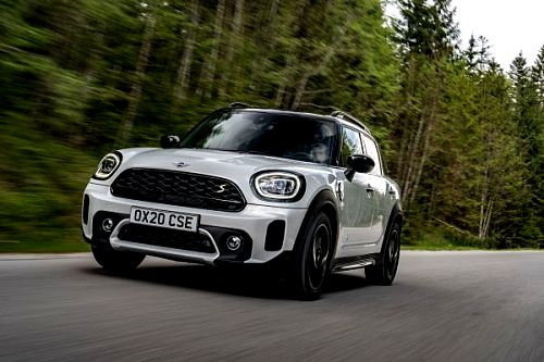 Nové MINI Countryman